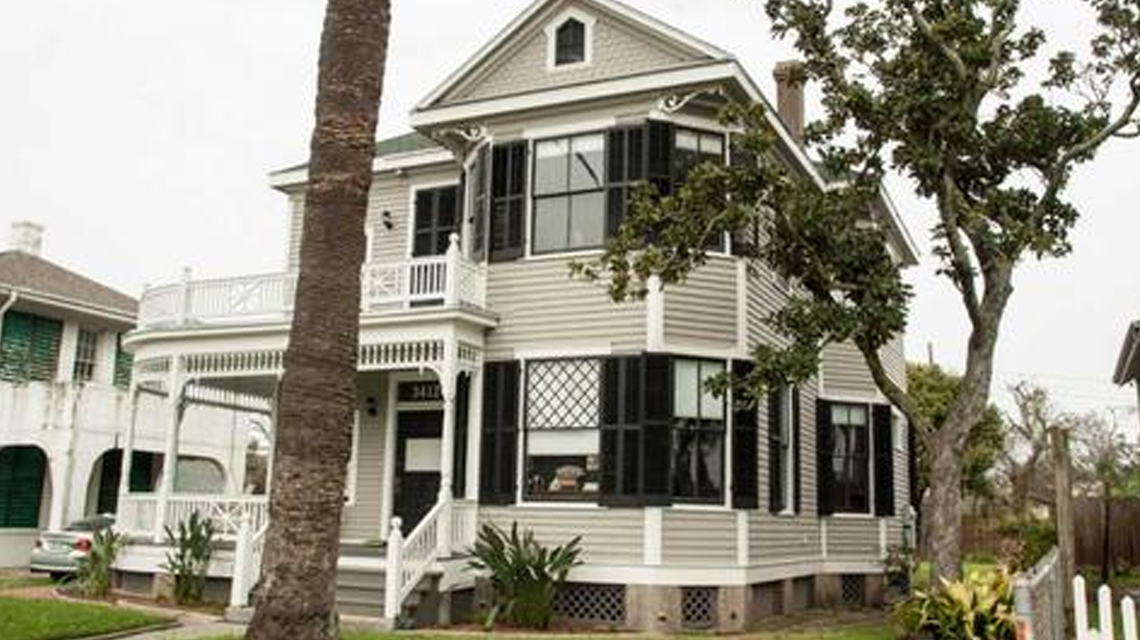 Victorian Renovation – Galveston