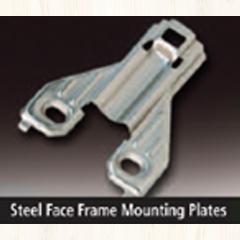 Comtrad – 3mm Hinge Plate – Stamped Steel Image