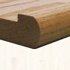 Red Oak Nosing Image