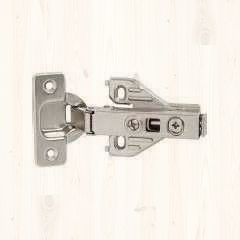 SCREW ON CUSHION CLOSE 110 HINGE-INSET Image