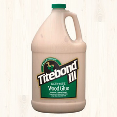 Titebond III Ultimate Wood Glue Image