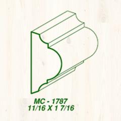 MC-1787 11/16 x 1 7/16 Image