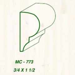 MC-773 3/4 x 1 1/2 Image