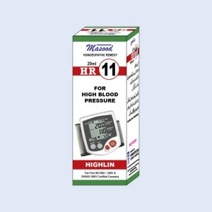 HR-11 (HIGHLIN) - Dr. Masood Homoeopathic Pharmaceuticals
