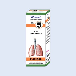 HR-5 (FLUHEAL) - Dr. Masood Homoeopathic Pharmaceuticals