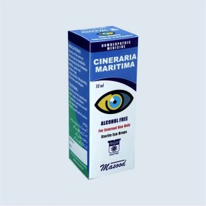 CINERARIA MARITIMA - Dr. Masood Homoeopathic Pharmaceuticals
