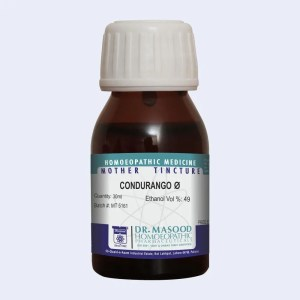 CONDURANGO-Q-Mother tincture-dr.masood homeopathic pharma-pakistan