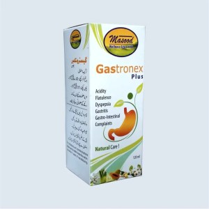 GASTRONEX-PLUS - Dr. Masood Homoeopathic Pharmaceuticals