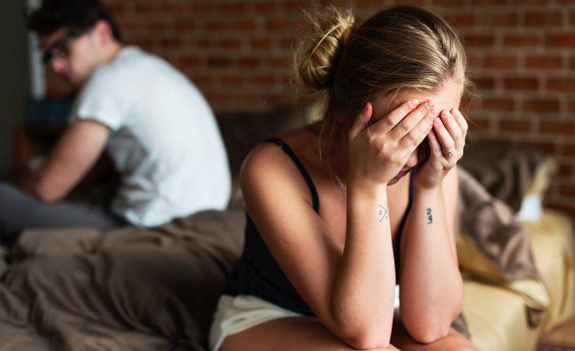 confinement et violence conjugale physique