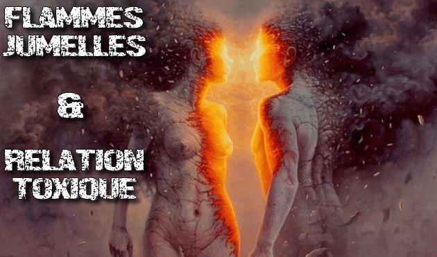 Flammes jumelles : La couverture idéale pour une relation toxique?