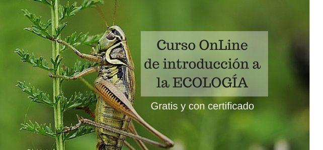 Curso online de Introducción a la Ecología: Gratis y con certificado