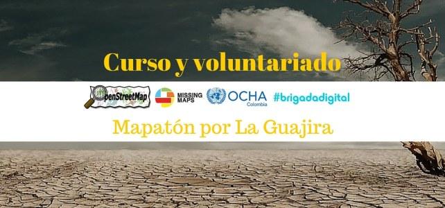 Voluntariado en la Guajira Colombiana con Naciones Unidas – Mapatón