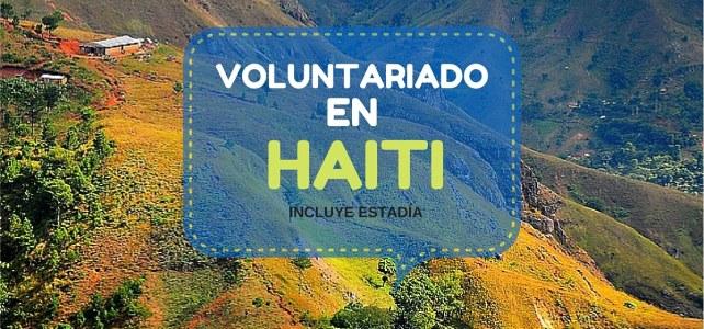 Oportunidad de Voluntariado en Haití enseñando a niñas y niños Inglés.