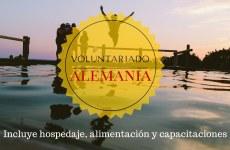 Voluntariado en Alemania para jóvenes del mundo – Incluye hospedaje y alimentación.