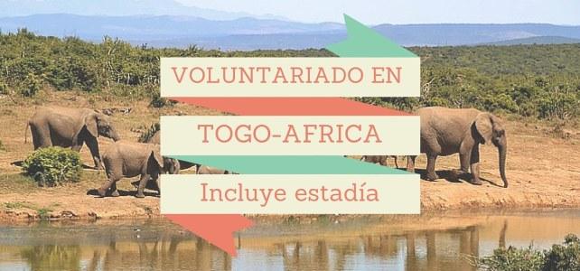 Voluntariado en Togo – África
