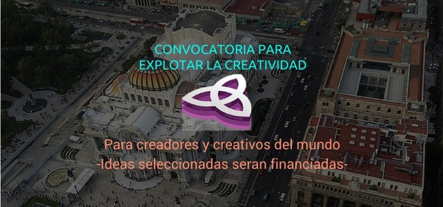 Convocatoria internacional para financiar ideas creativas