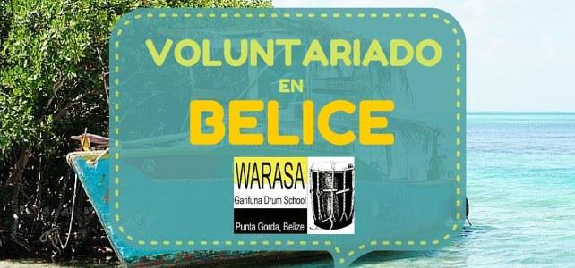 Voluntariado en el Caribe. Viaja a Belice