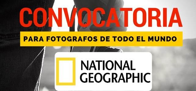Participa con tu mejor foto en la convocatoria de la National Geographic