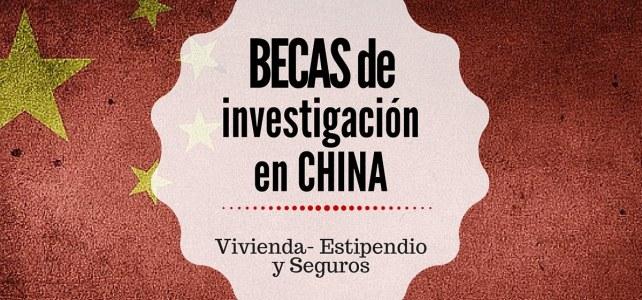 Becas de investigación de la Unesco en China