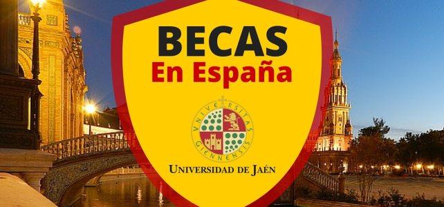 Becas de Maestría en la Universidad de Jaén en España