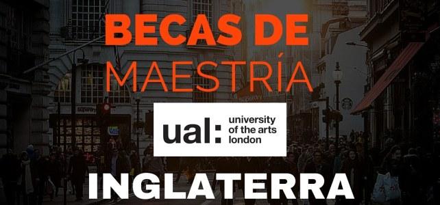 Becas para estudiar en University of Arts London – ideal para artistas del mundo