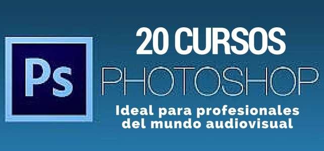 Fortalece tus conocimientos en Photoshop con estos 20 cursos gratuitos online