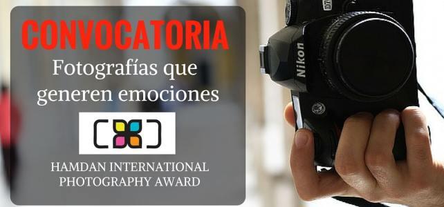 Convocatoria fotografías que generen emociones con Hamdan International Photography Award