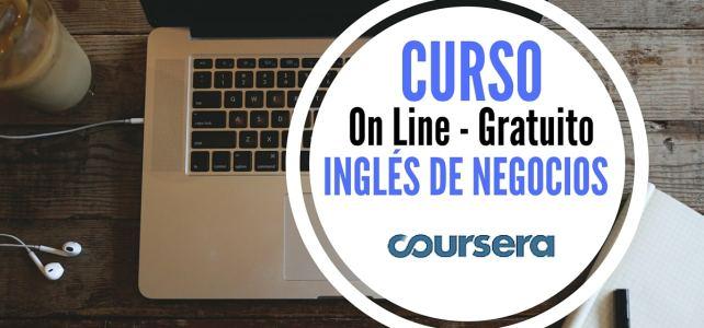 Curso online y gratuito sobre inglés de negocios