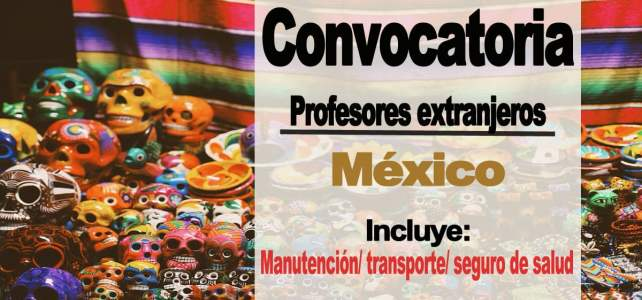 Programas Especiales del Gobierno de México para Educadores