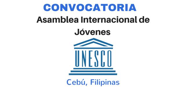 Convocatoria para la Asamblea Internacional de Jóvenes en Filipinas – todas las nacionalidades