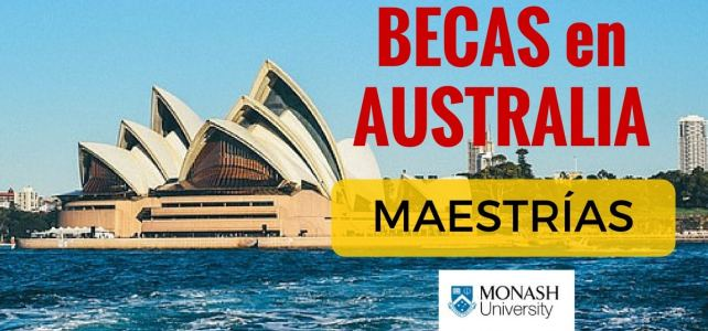 Becas para cursar maestrías en Australia