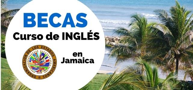 Becas de la OEA para curso de inglés en Jamaica – Incluye pasajes y estadía