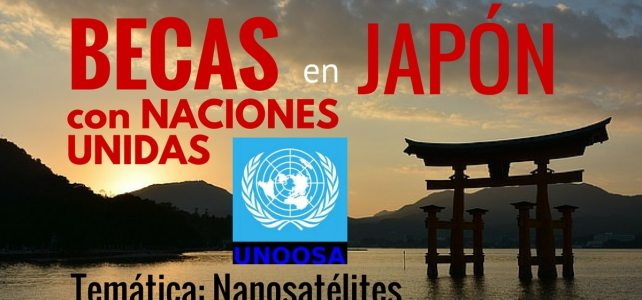 Programa de becas en Japón con las Naciones Unidas