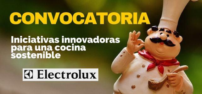 Electrolux busca iniciativas innovadoras para una cocina sostenible