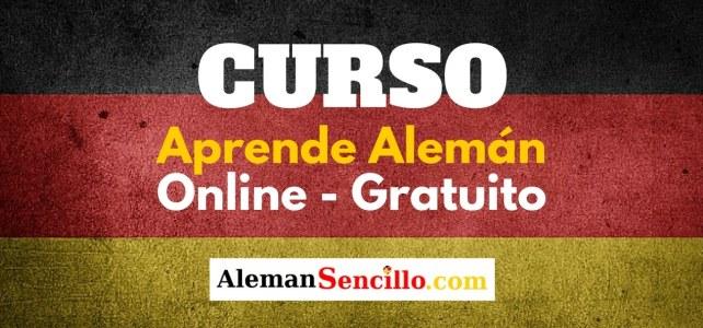 Curso de alemán online y gratuito