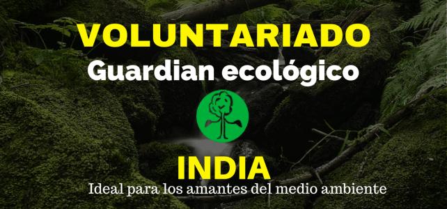 Voluntariado en India para amantes de la naturaleza