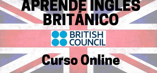 Aprende inglés británico con el British Council de forma gratuita