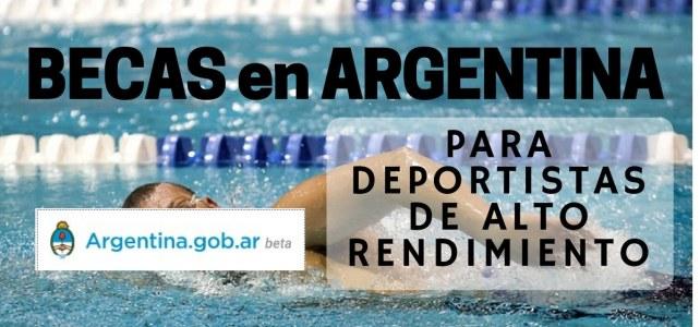 #MaratónDeBecas Becas para deportistas de alto rendimiento