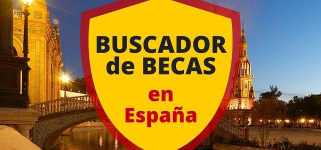 Buscador para encontrar Becas en España !