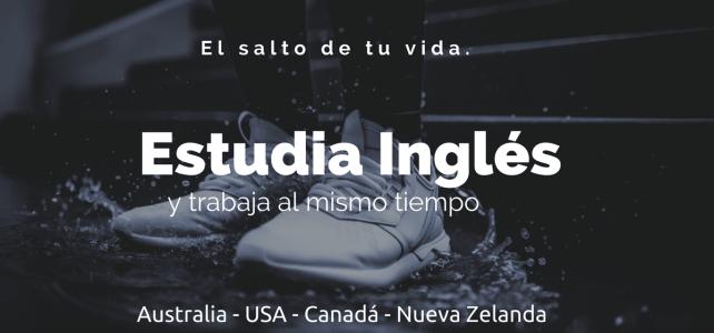 Estudia Inglés y trabaja para recuperar tu inversión: Viaja, vive y aprende !