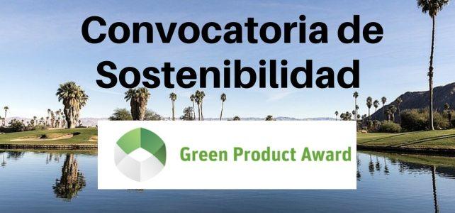 Convocatoria de sostenibilidad, Green Product Award. Alemania.
