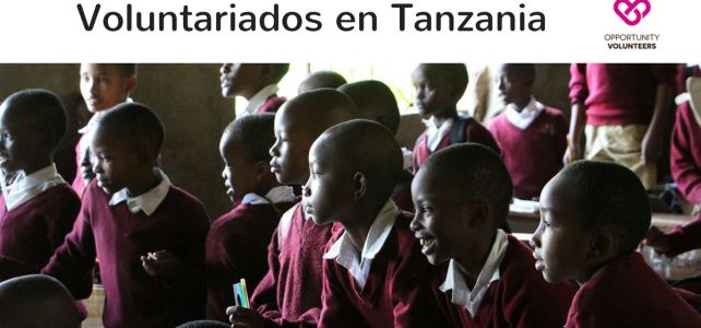 Voluntariados en Tanzania – fascinante