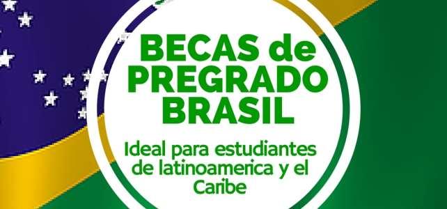 Becas en Brasil para estudiantes de América Latina o el Caribe