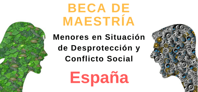 Becas en España para Maestría en Conflicto social incluye tiquetes !