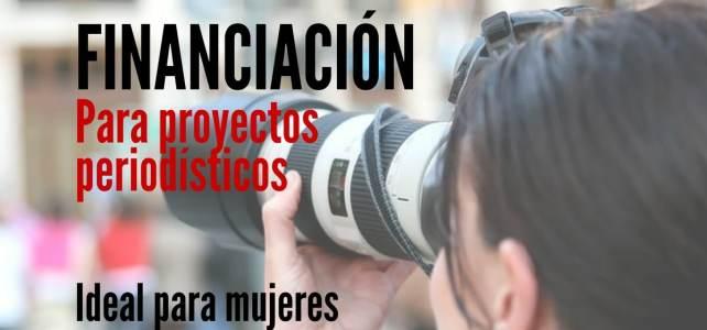 Subvenciones para proyectos de periodismo liderados por mujeres