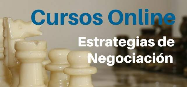 UNAN abre convocatoria para sus Cursos Online de Estrategias de Negociación.