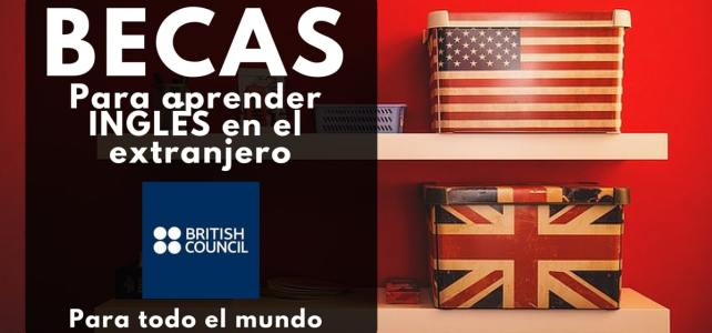 Becas del British Council para estudiar inglés en el extranjero