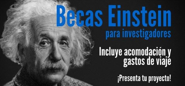 Becas Einstein en Alemania para investigadores de todo el mundo