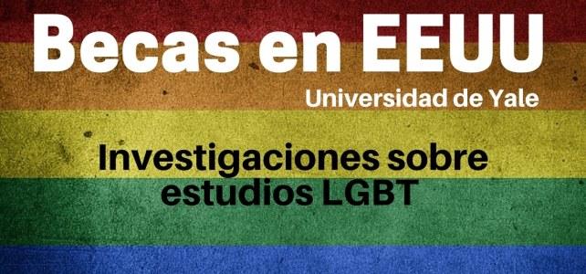 Becas en Estados Unidos con la Universidad de Yale – Proyectos LGTB