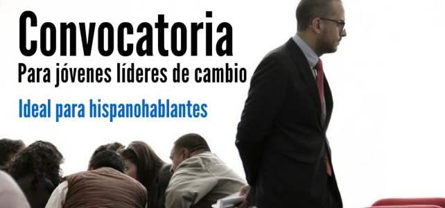 Convocatoria internacional para líderes de cambio- viaja a Argentina !
